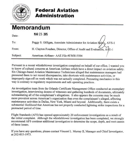 FAA-Foushee- 3-25-15