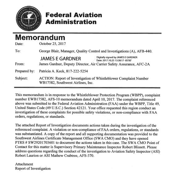 FAA-SWA-Dallas